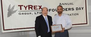 SaberData Photo: TyRex Founders Day 2016